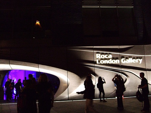 Roca London Gallery