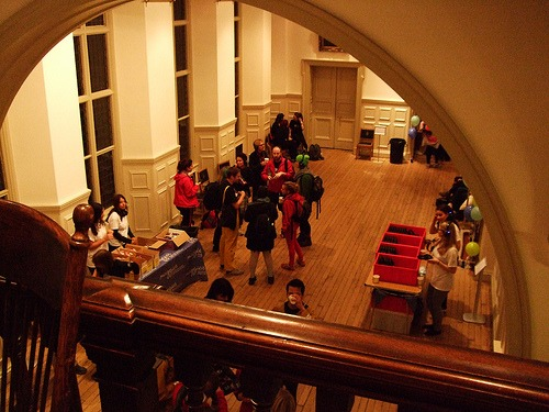 Inside the RGS