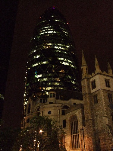 30 St Mary Axe - a.k.a.