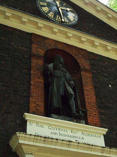 Sir Robert Geffrye