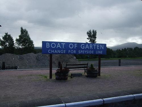 Boat of Garten Station