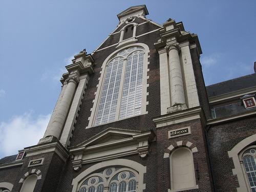 Church near the Anne Frank Museum