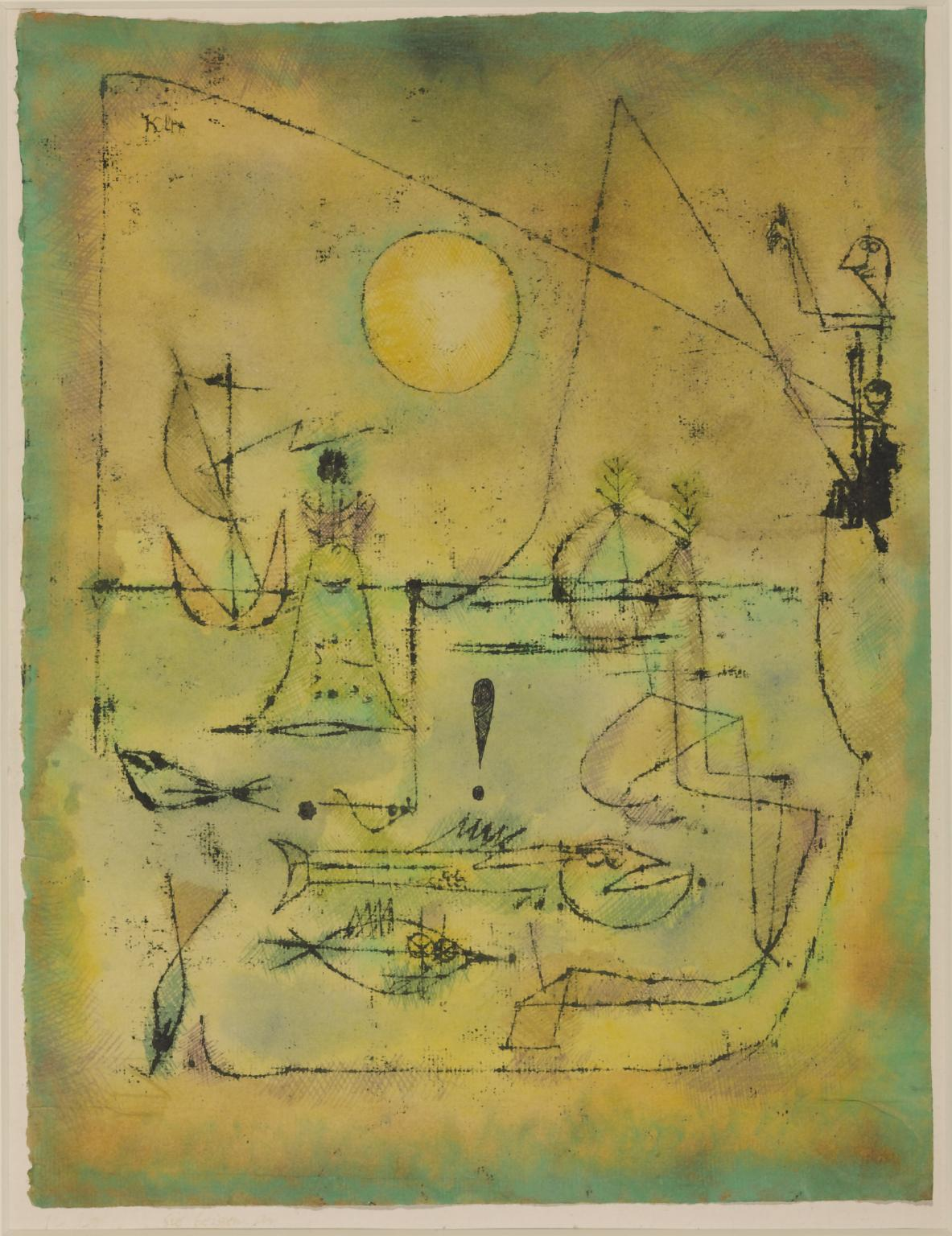 Paul Klee, They