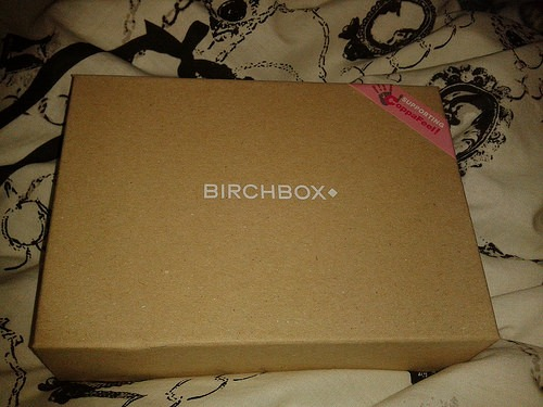 October Birchbox 01