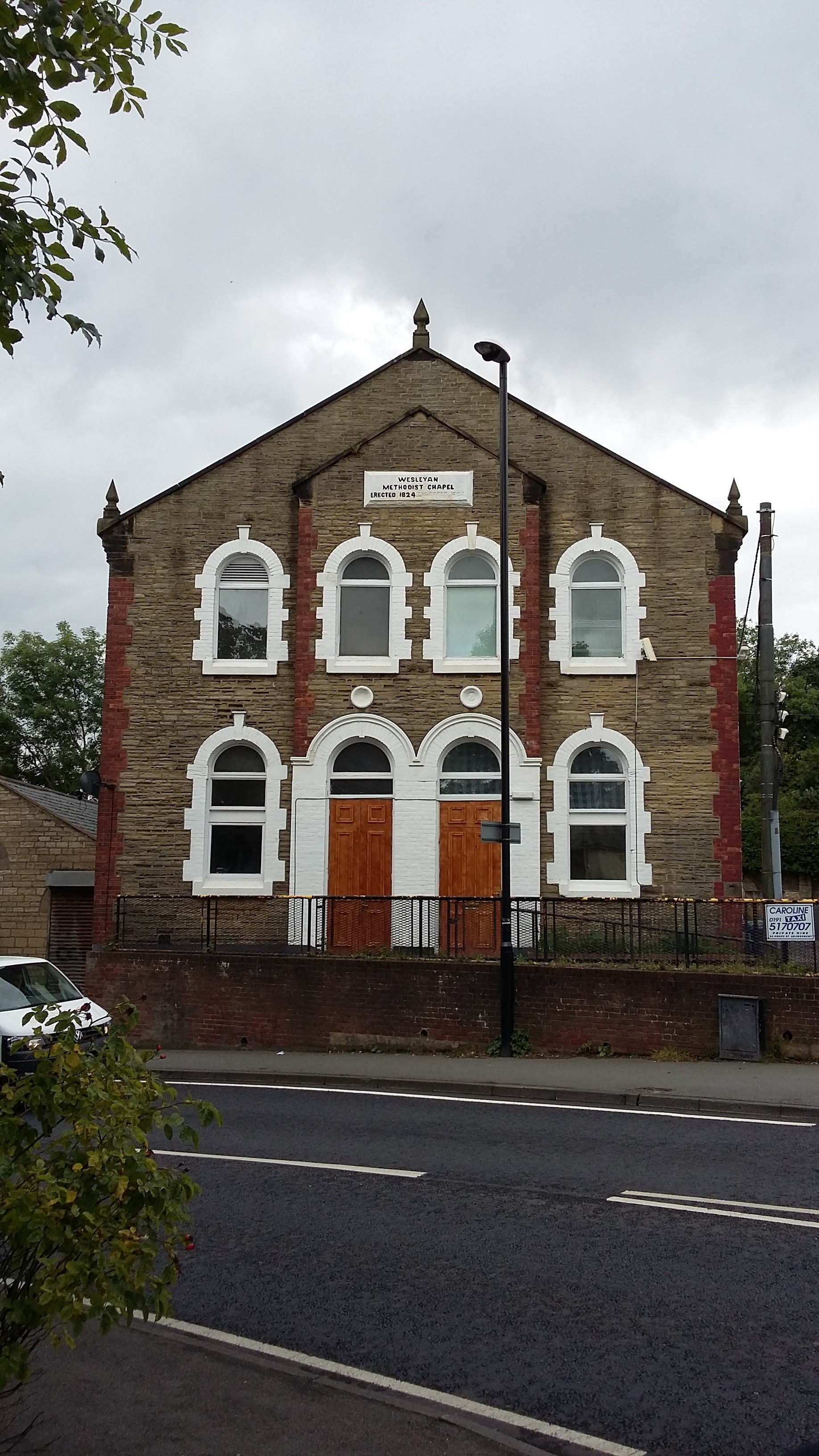 Wesleyan Chapel