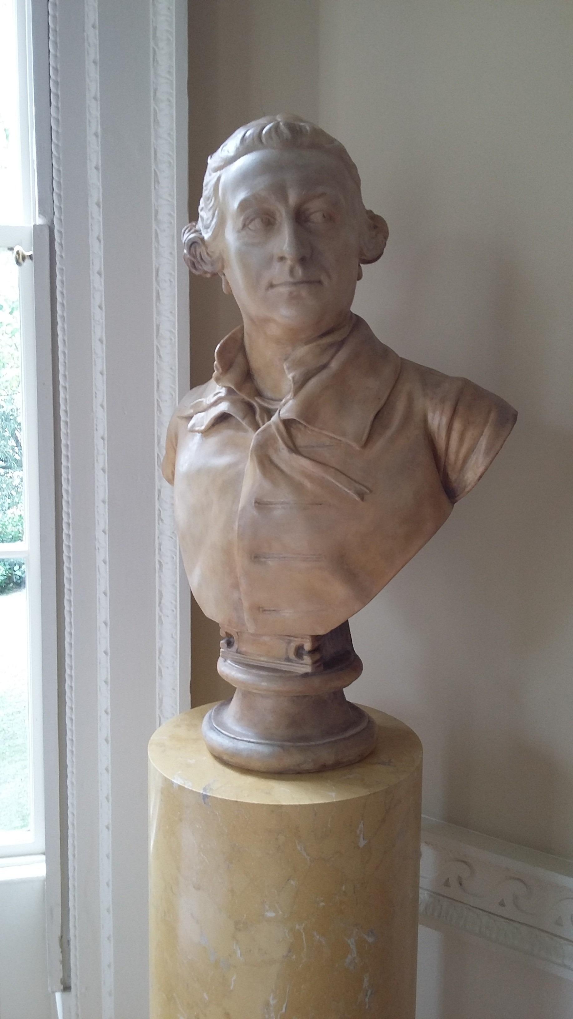 Bust of Garrick