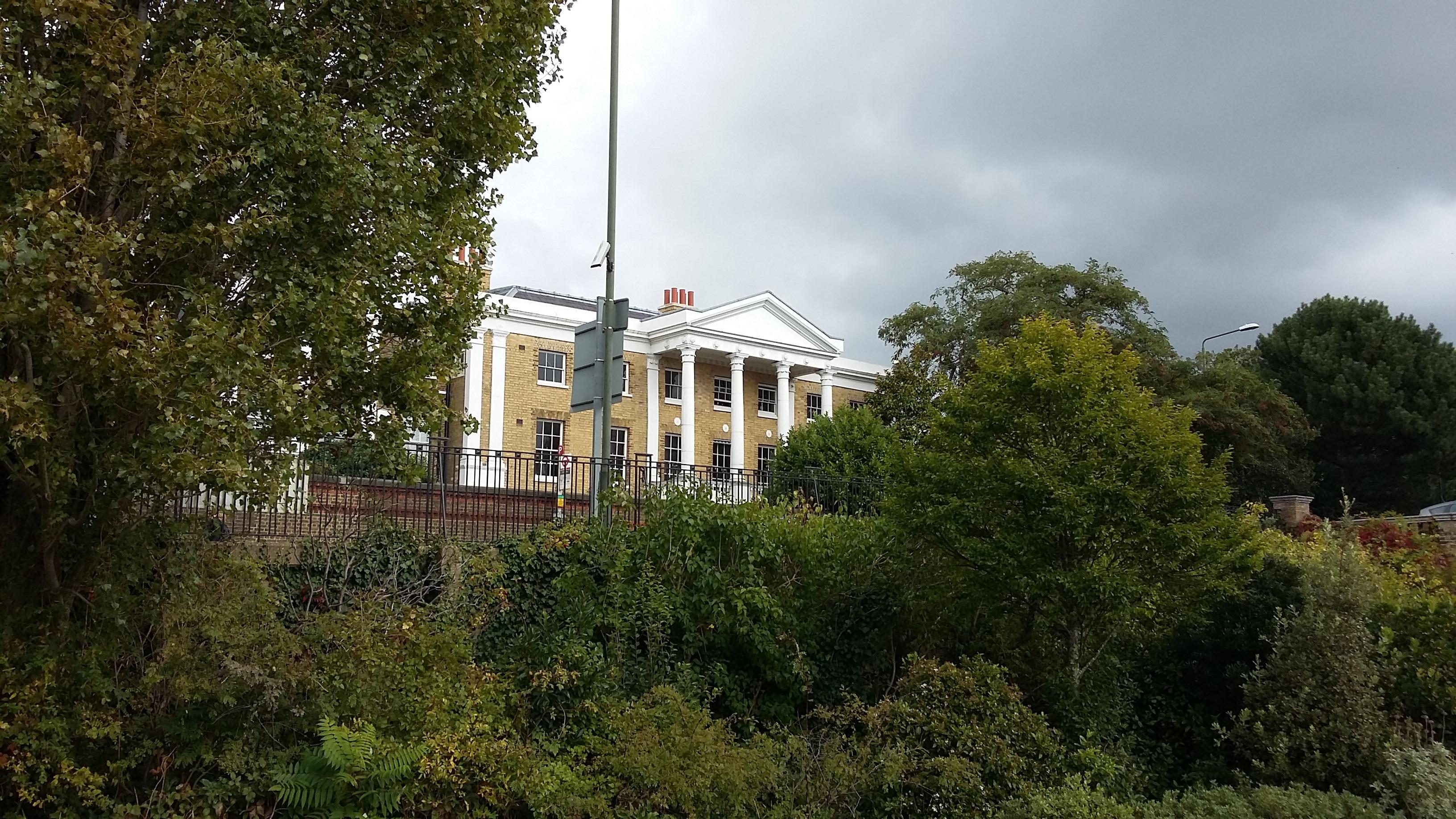 Garrick's Villa