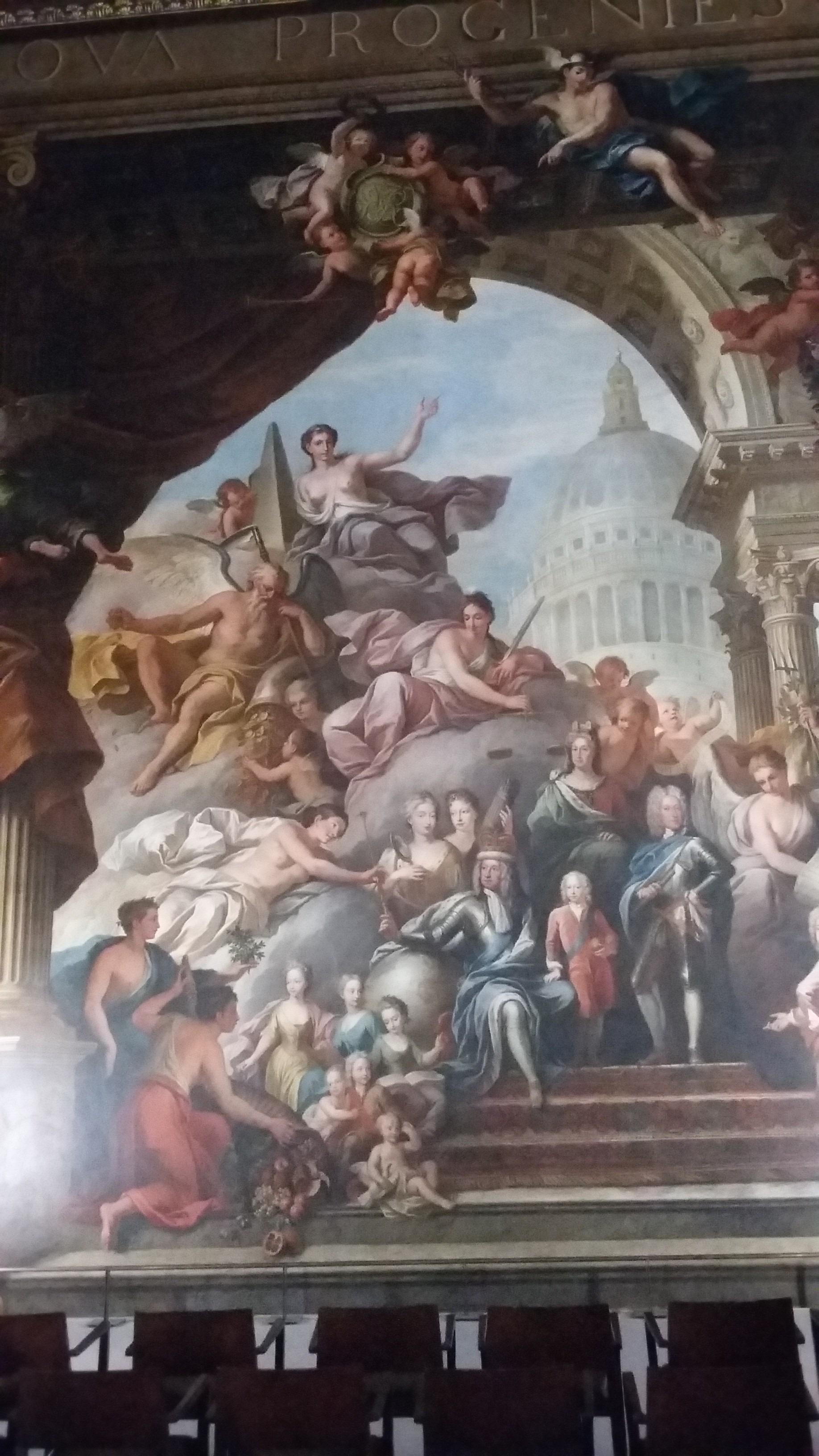 Full mural