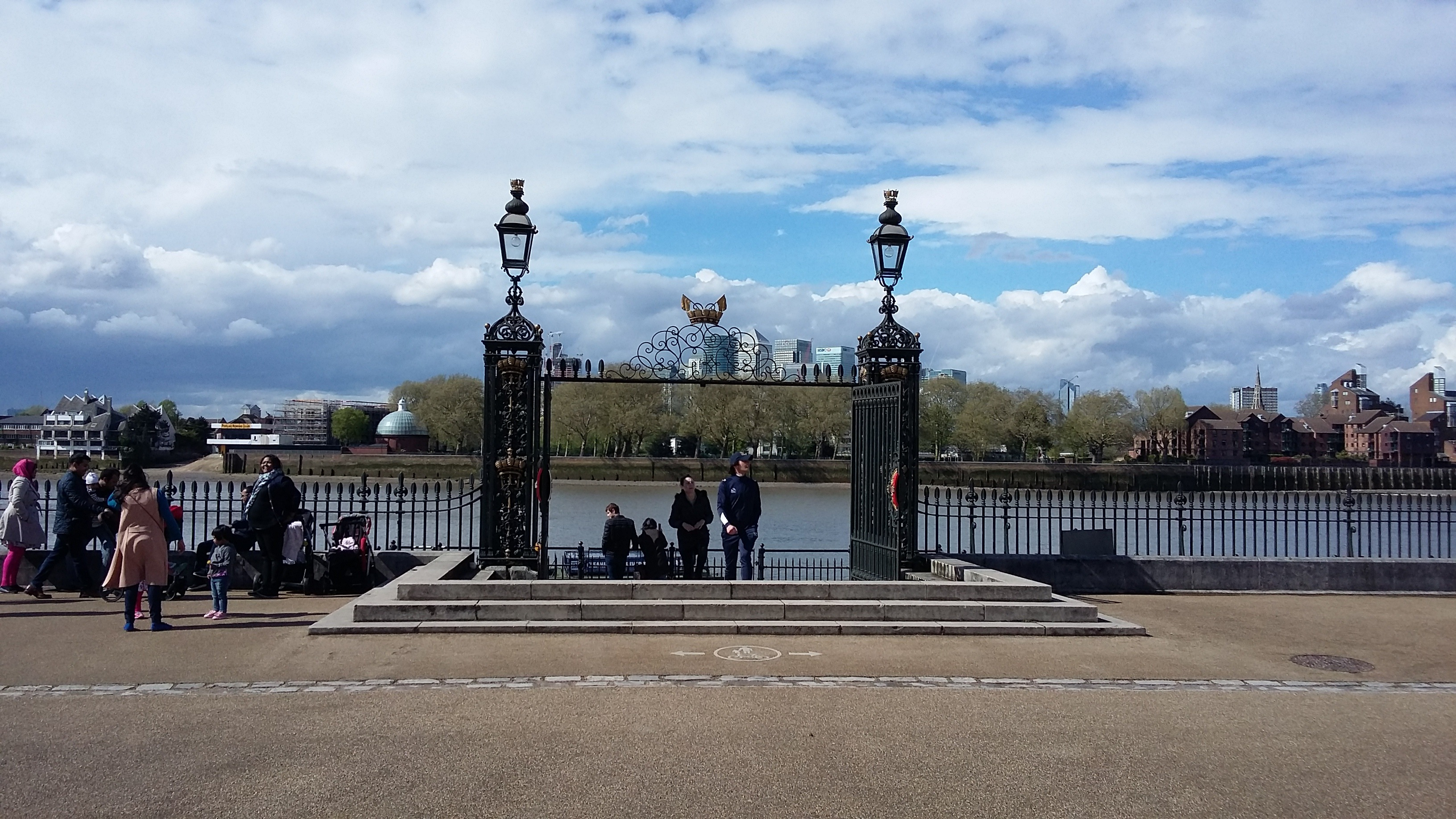Gateway to the Thames