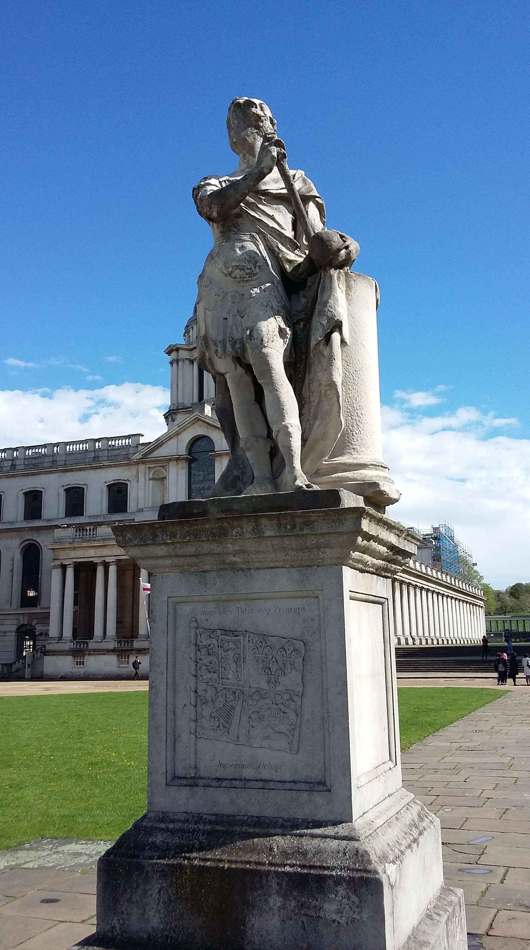 Statue of George II