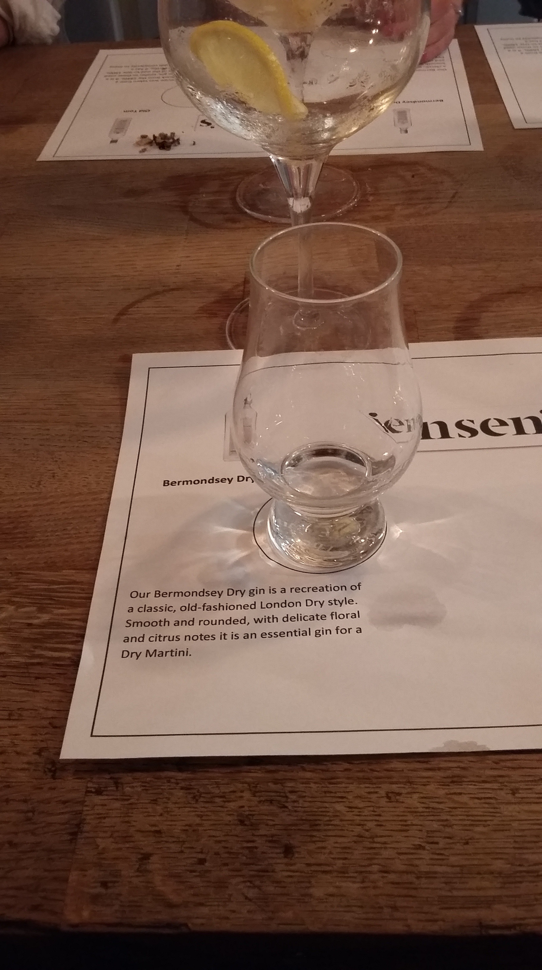 Bemondsey Distillery