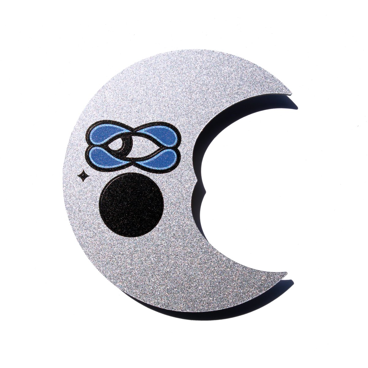 La Luna brooch