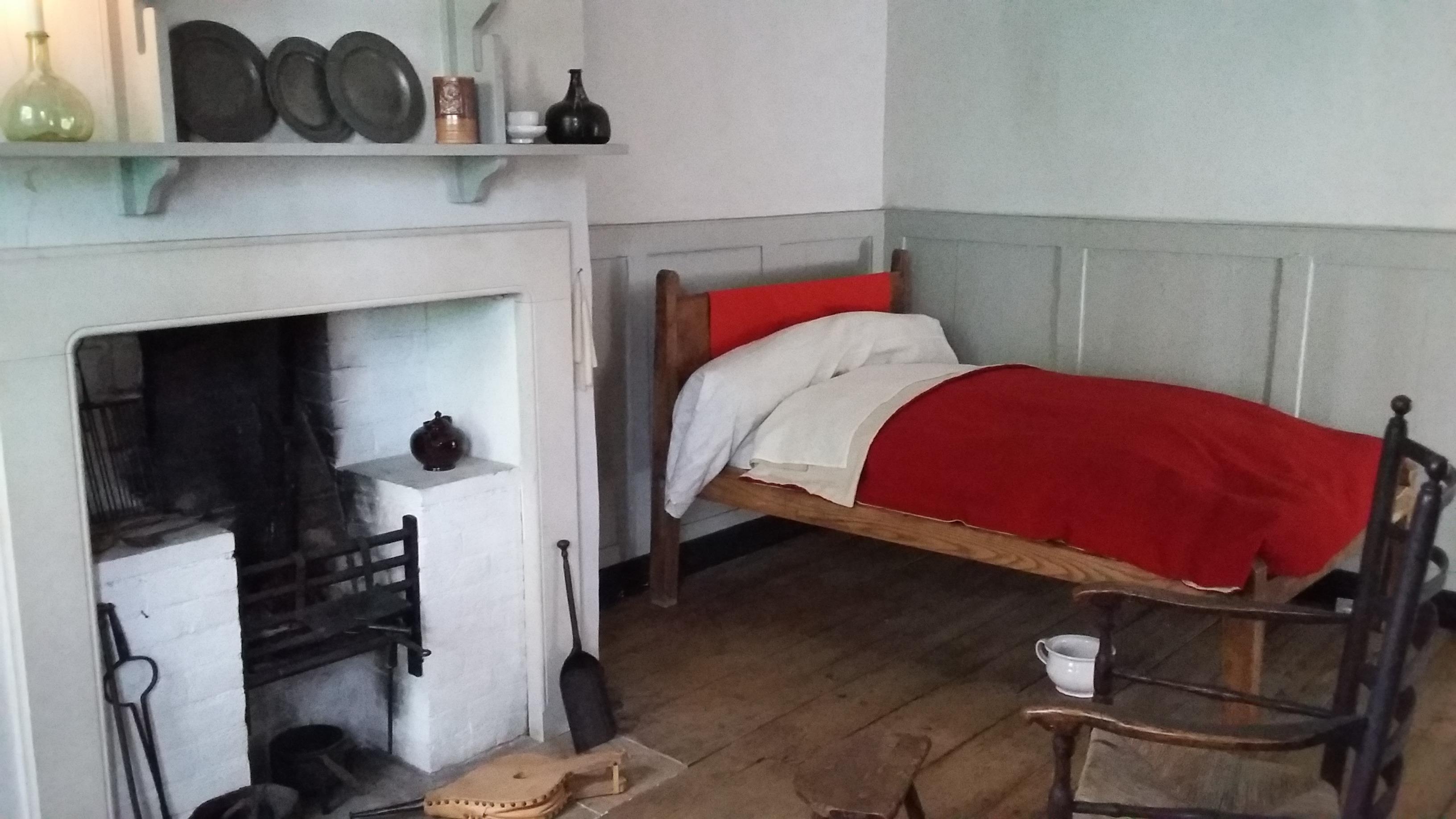 Eighteenth-century room