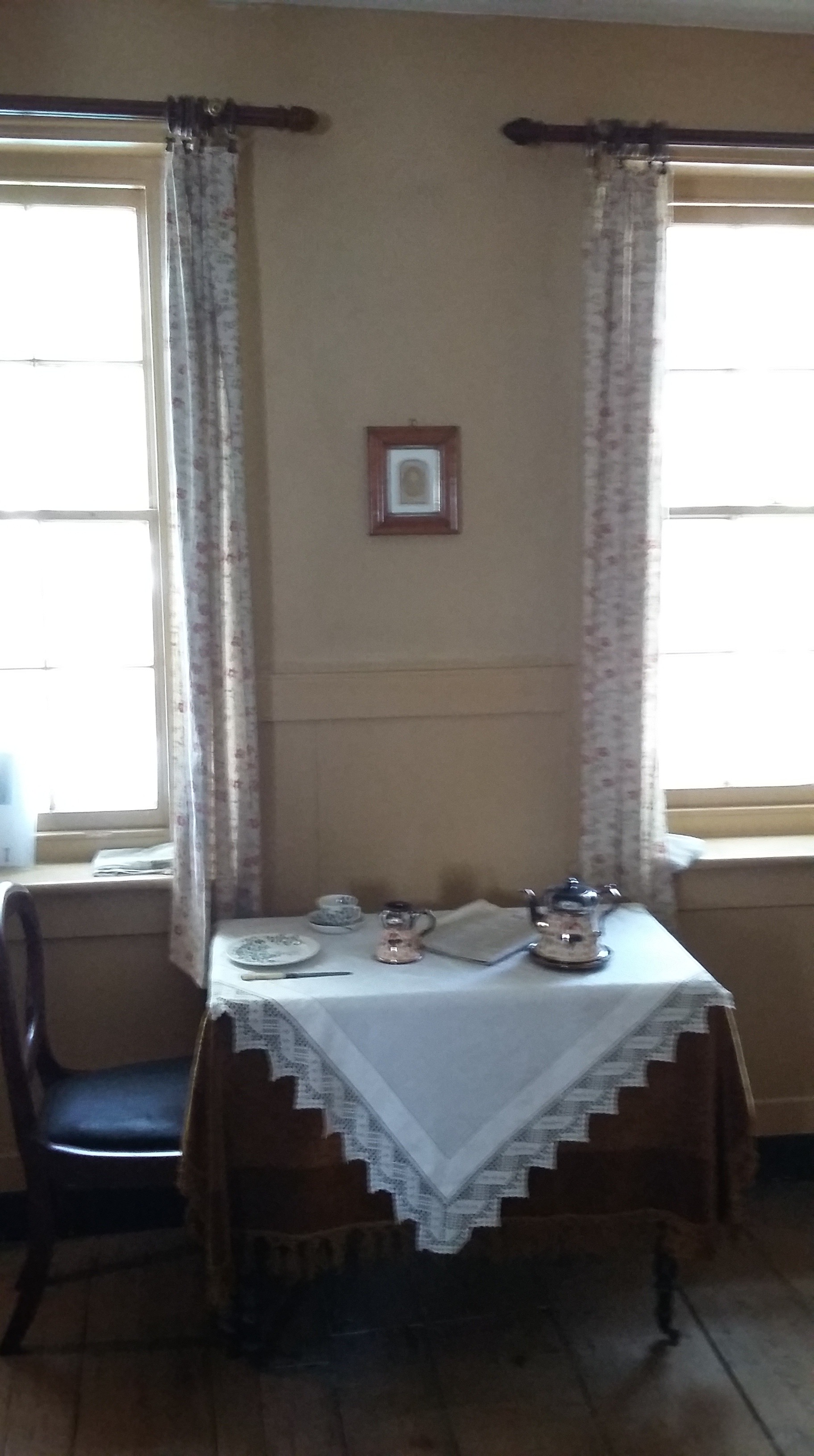 Nineteenth-century room