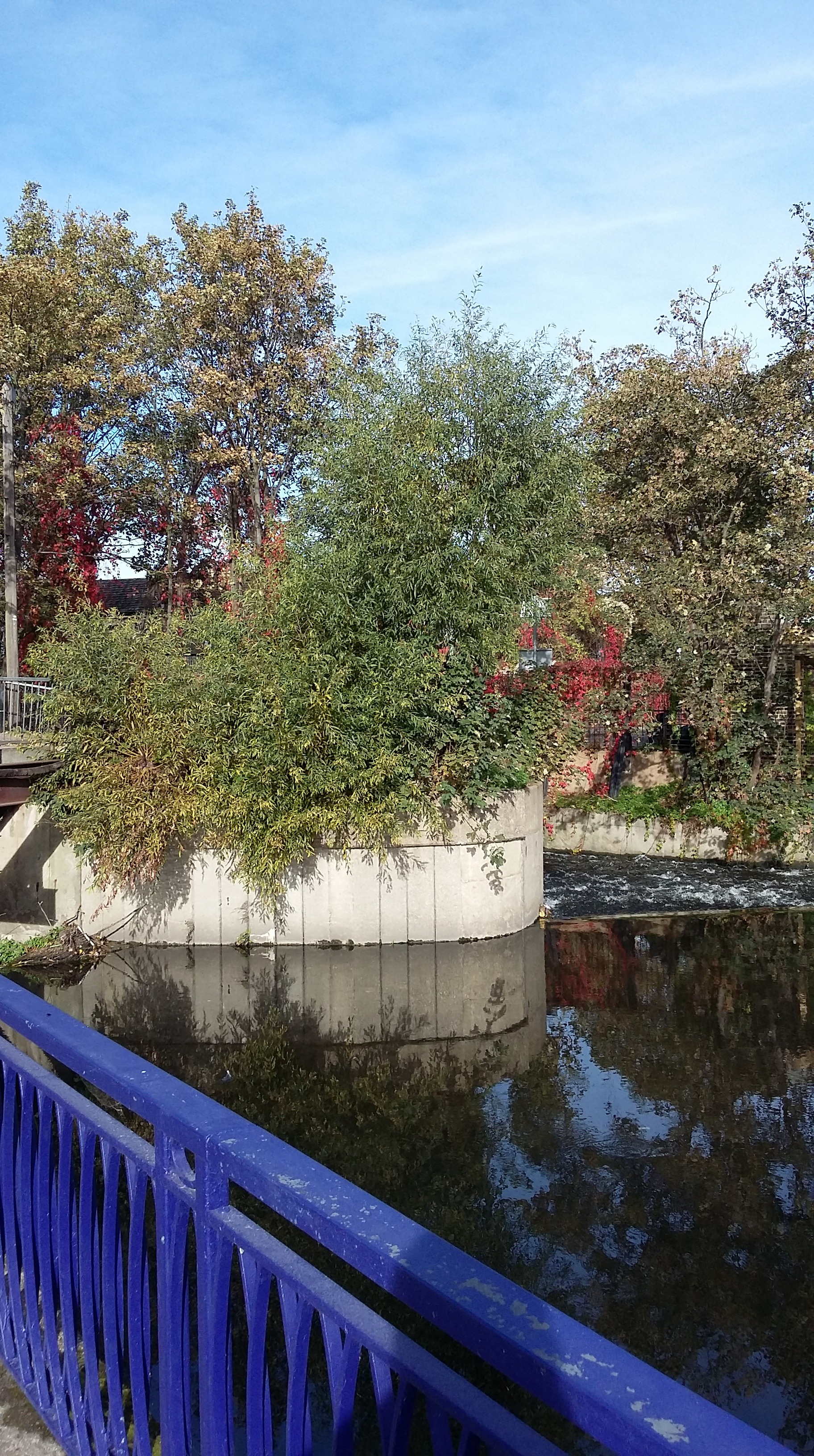The Wandle in Earlsfield