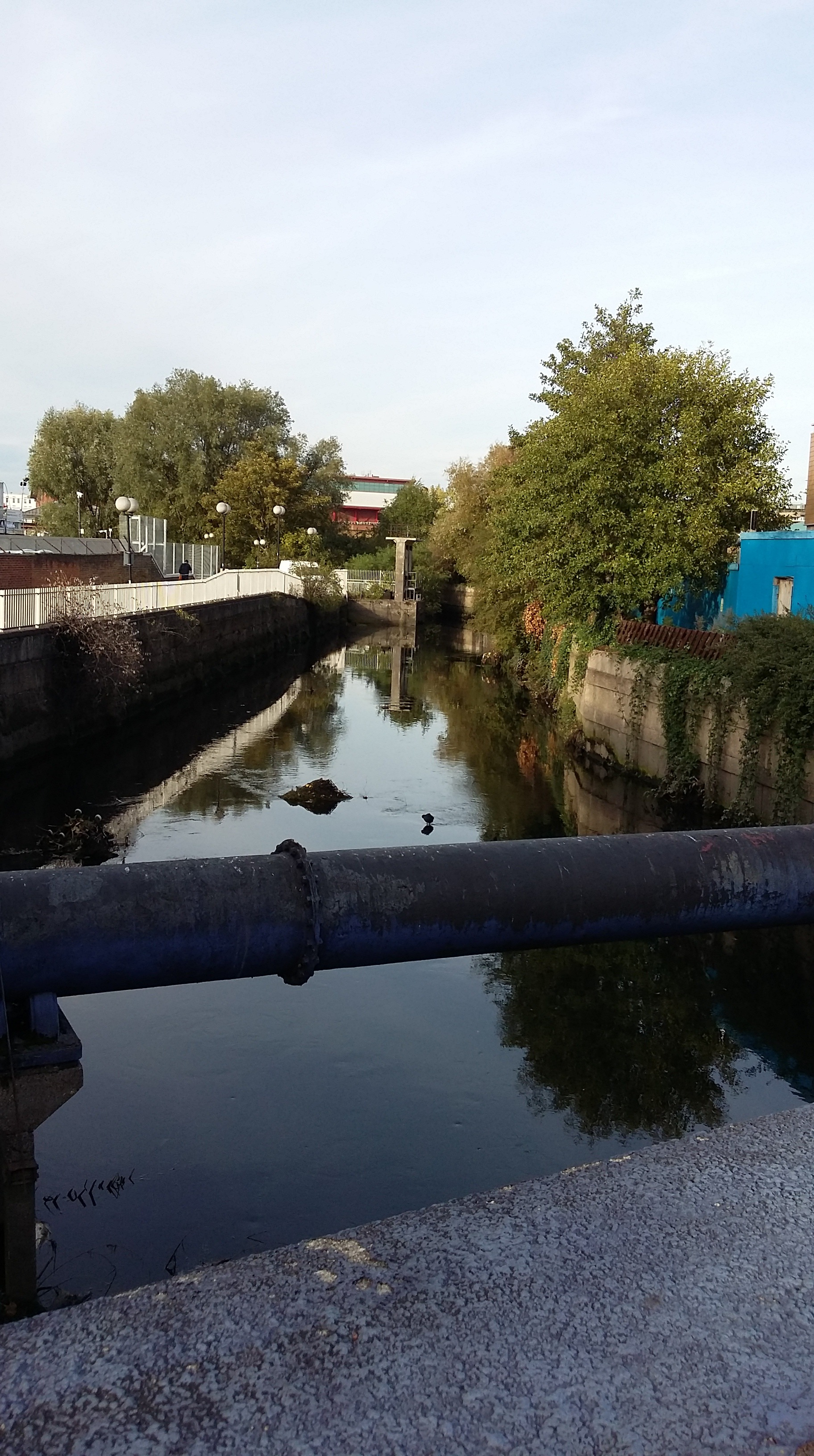 The Wandle in Wandsworth