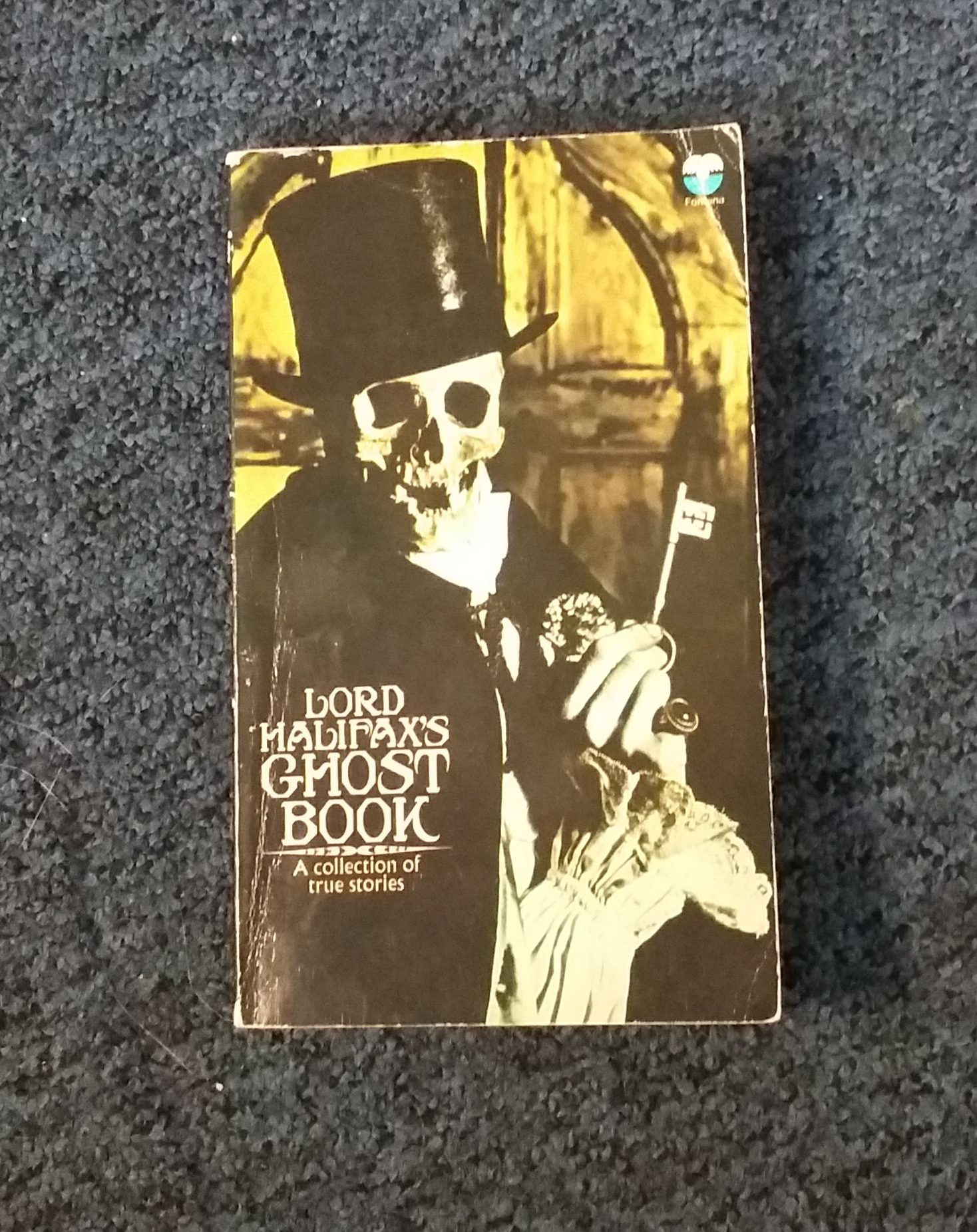 Lord Halifaxs Ghost Book