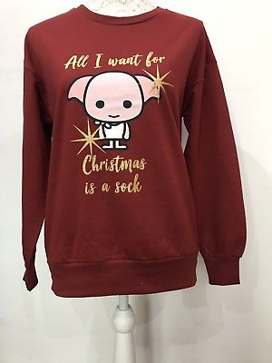 Dobby Christmas Jumper