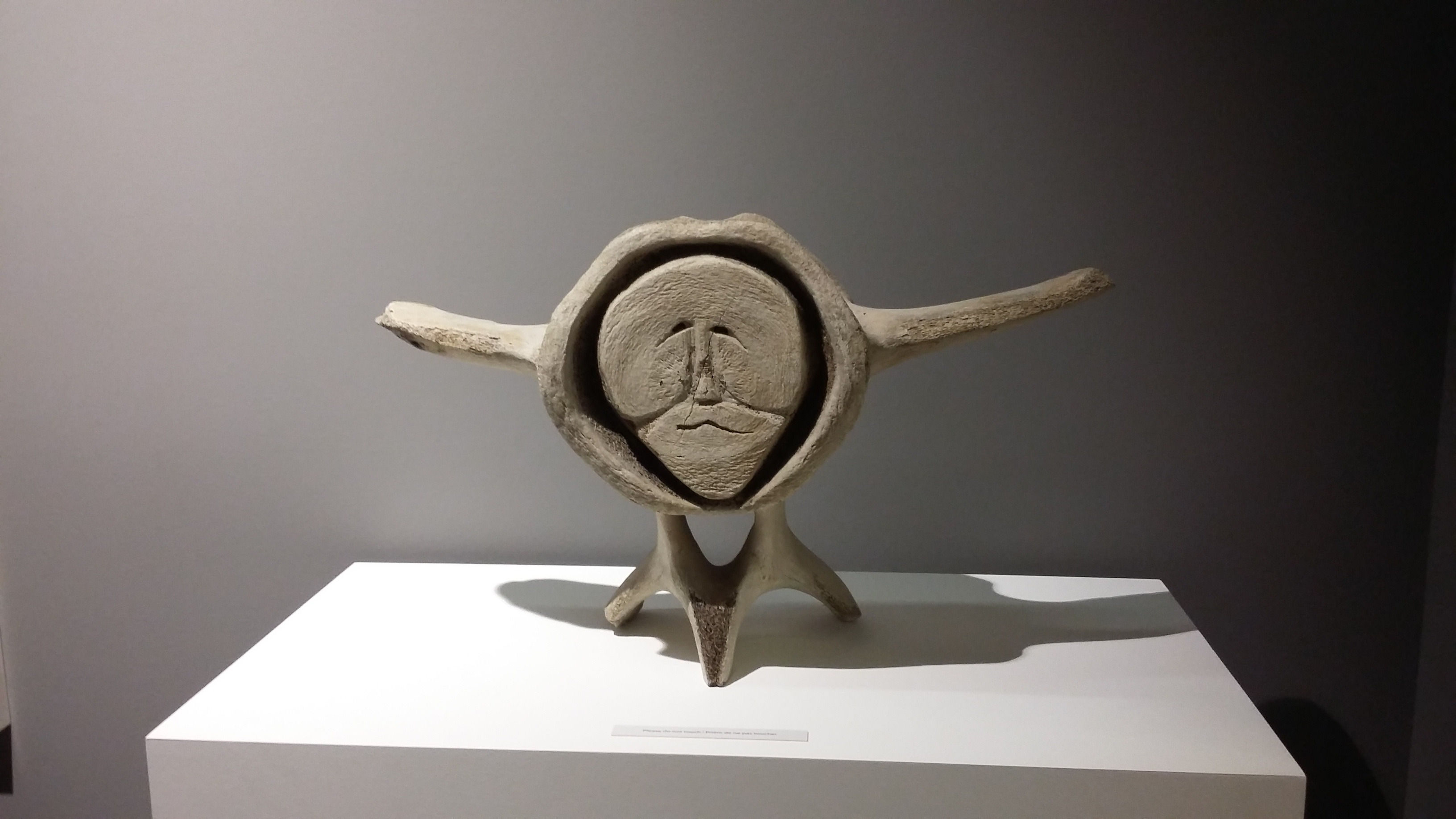 Inuit sculpture