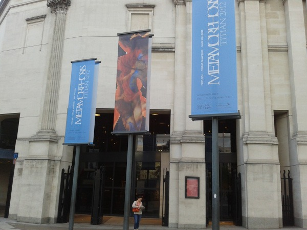 Metamorphosis: Titian 2012 – National Gallery