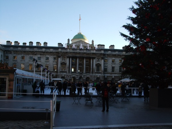 A December at Somerset House