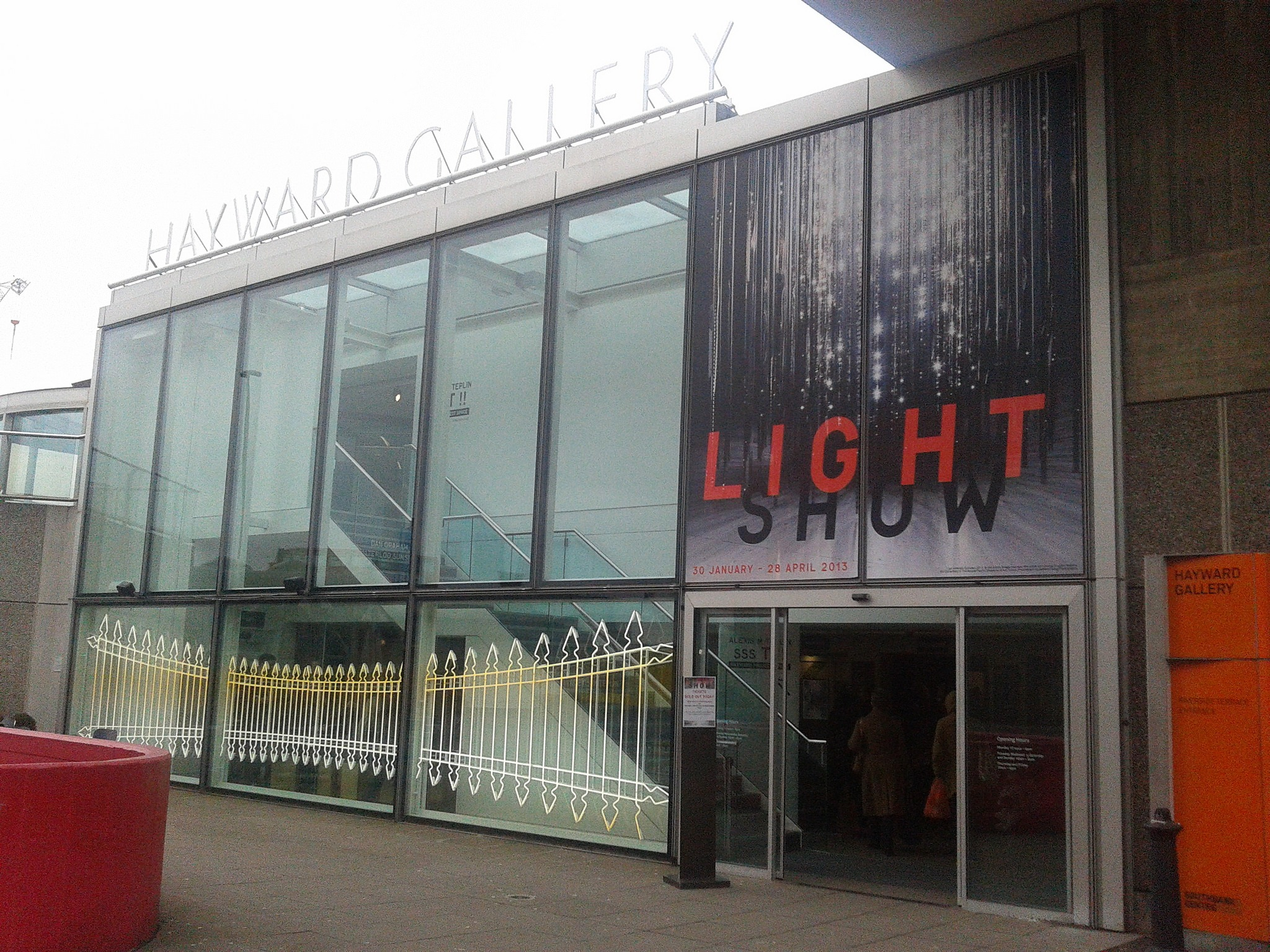 Light Show – The Hayward Gallery