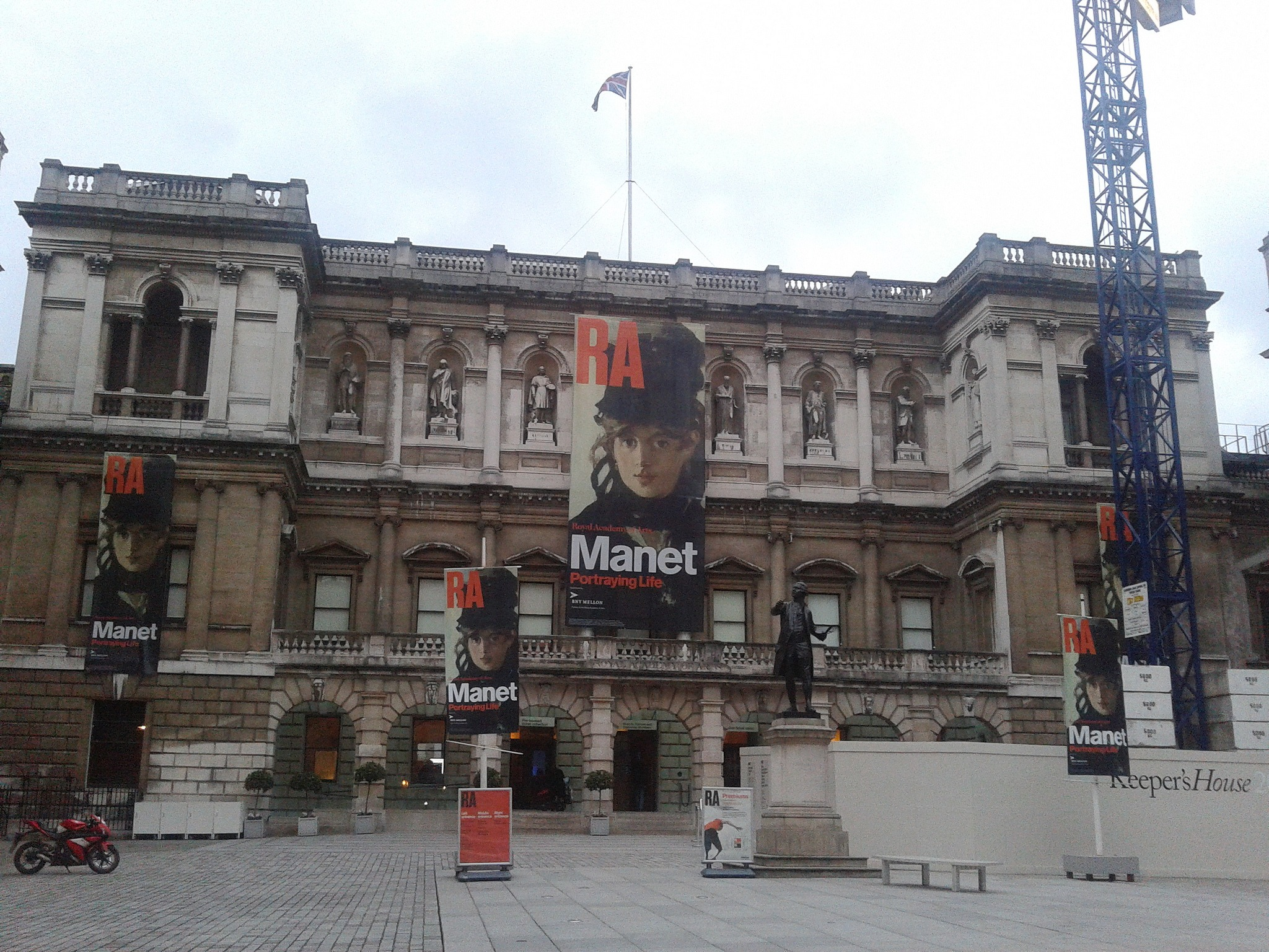 Manet: Portraying Life – Royal Academy of Arts