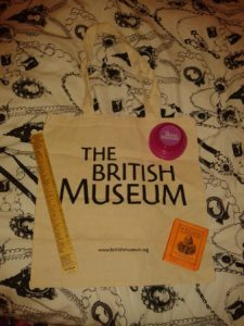 British Museum Gift Shop Goodies