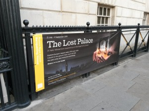 The Lost Palace