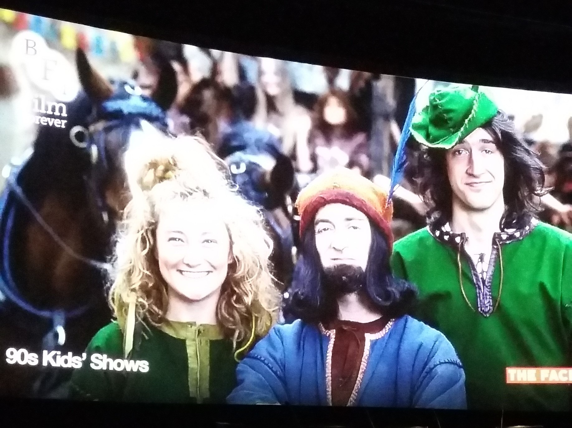 Screenshot of Maid Marian and Her Merry Men