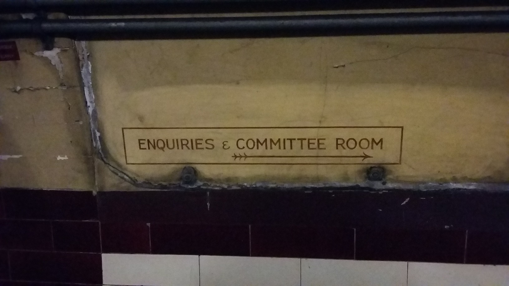 Directions to the committee room