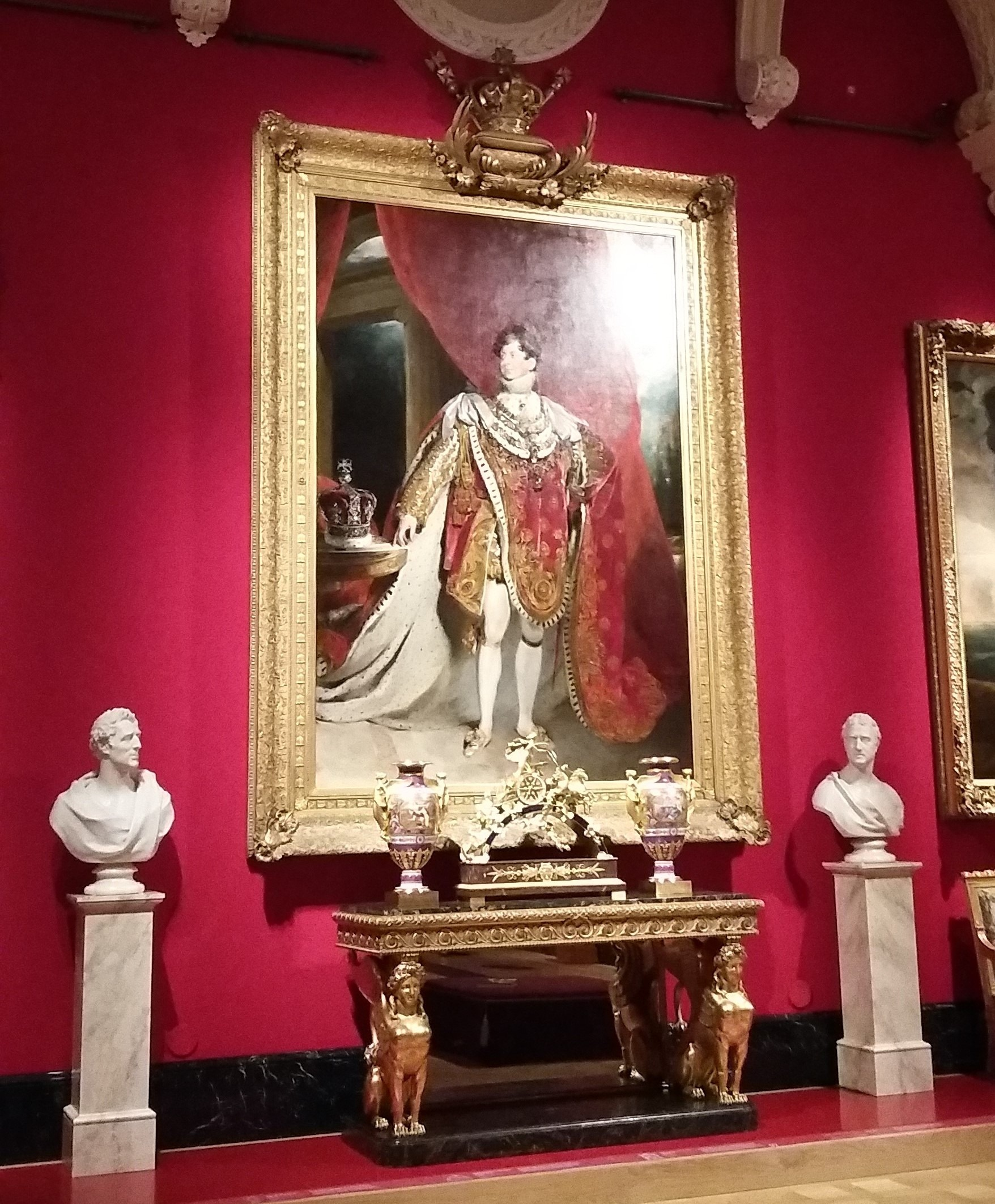 George IV painting