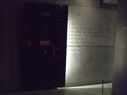 Door to 10 Downing Street