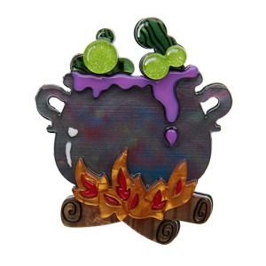 Toil and Trouble Brooch