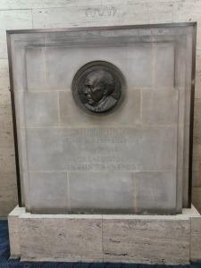 Lord Ashfield plaque