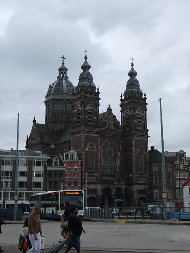 Church in Amsterdam