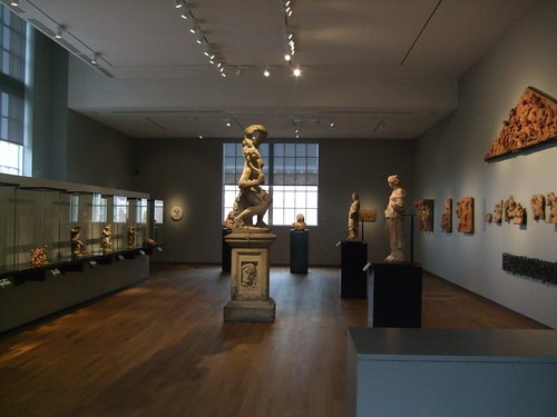 Sculpture room