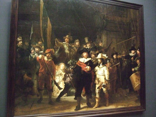 Rembrandt's 'The Night Watch'